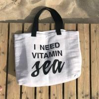 Пляжная сумка I need vitamin sea