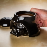 Фото Чашка Star Wars Дарт Вейдер черная