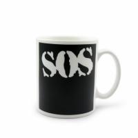 Чашка-хамелеон SOS