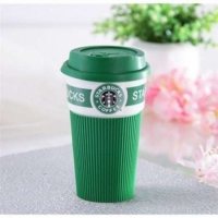 Фото Чашка керамическая кружка Starbucks Green