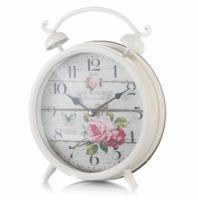 Часы Будильник Розы 21 см