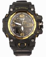 Часы Сasio G-Shock Black Yellow реплика