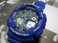 Часы Сasio G-Shock Blue реплика