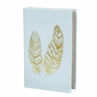 Книга сейф Перо 26 см