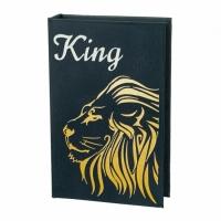 Книга сейф King 26 см