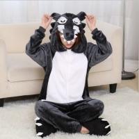 Пижама кигуруми Волк (L)