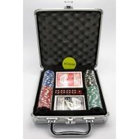 Фото2 Покерный набор на 100 фишек