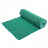 Антискользящий коврик в багажник 80х100 см (зеленый)
