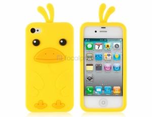 Защитный Чехол Iphone 4,4S Каченя