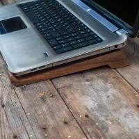 Деревянные подставки Крючки для ноутбука