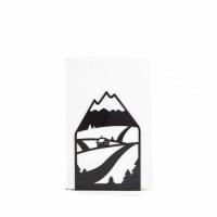 Держатель для книг Домик в горах