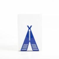Держатель для книг Вигвам (Blue)