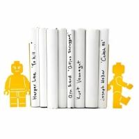 Держатели для книг Лего