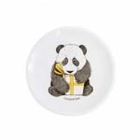 Детская тарелка Пандарунок