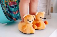 Детские тапочки Медведи