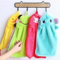 Детское полотенце Зверята