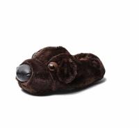 Фото Домашние тапочки Собака Dark Brown