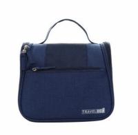 Фото Дорожный подвесной органайзер для косметики Travel bag Blue