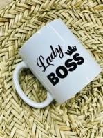 Чашка Lady boss