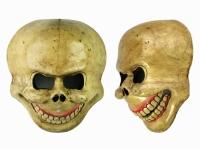Этническая маска Череп 27 см