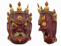 Этническая маска Махакала 80 см