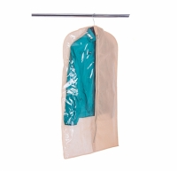 Чехол для одежды 60х100 см (бежевый)