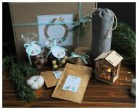 Подарочный набор Зимний сувенир