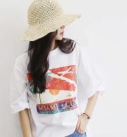 Женская плетенная Шляпа Show (Бежевый)