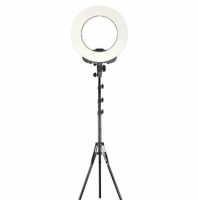 Кольцевая светодиодная лампа для профессиональной съёмки со штативом Soft Ring Light 14