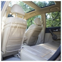 Набор защиты для автомобильного кресла и седенья (Бежевый)