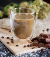 Стакан для латте, кофе с двойным дном 300 мл