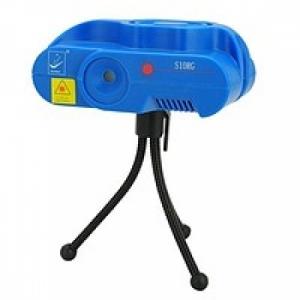 Лазерный проектор со звуковой активацией S10RG Mini Laser