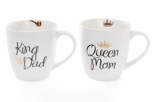 Набор кружек для мамы и папы