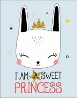 Постер Princess 30х40 см