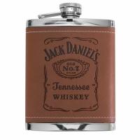 Фляга Jack Daniels brown 250 мл