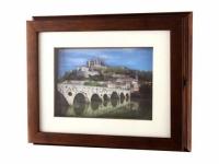 Фото Ключница настенная Замковый мост