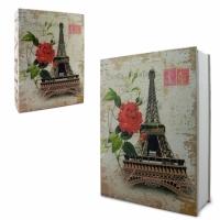 Фото Книга-сейф с кодом Париж 18см
