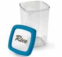 Контейнер для хранения Риса blue 1.5л