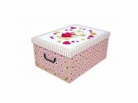 Короб для хранения Ella 37х30х16см