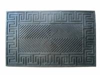 Коврик резиновый Лесной лабиринт 45х73 см