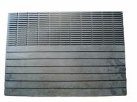 Коврик резиновый Полоски 50х70 см