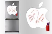 Фото Магнитная доска для маркера Apple 40*43см.
