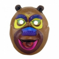 Маска Детская Медведь Балу