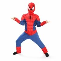 Маскарадный костюм Спайдермен (объемный)