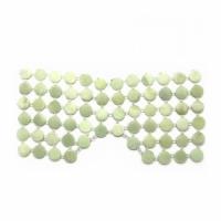 Массажер нефритовый для лица (круглые вставки)14см