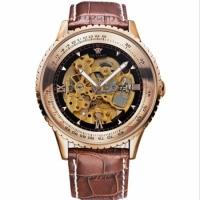 Мужские Скелетон часы Ouwei Royal