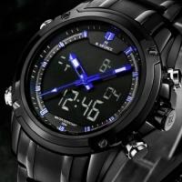 Мужские Спортивные Часы Naviforce Aero Blue