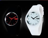Мужские Спортивные Часы Skmei Rubber Black