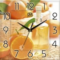 Настенные Часы Panorama Апельсиновый Сок