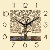 Настенные Часы Panorama Дерево